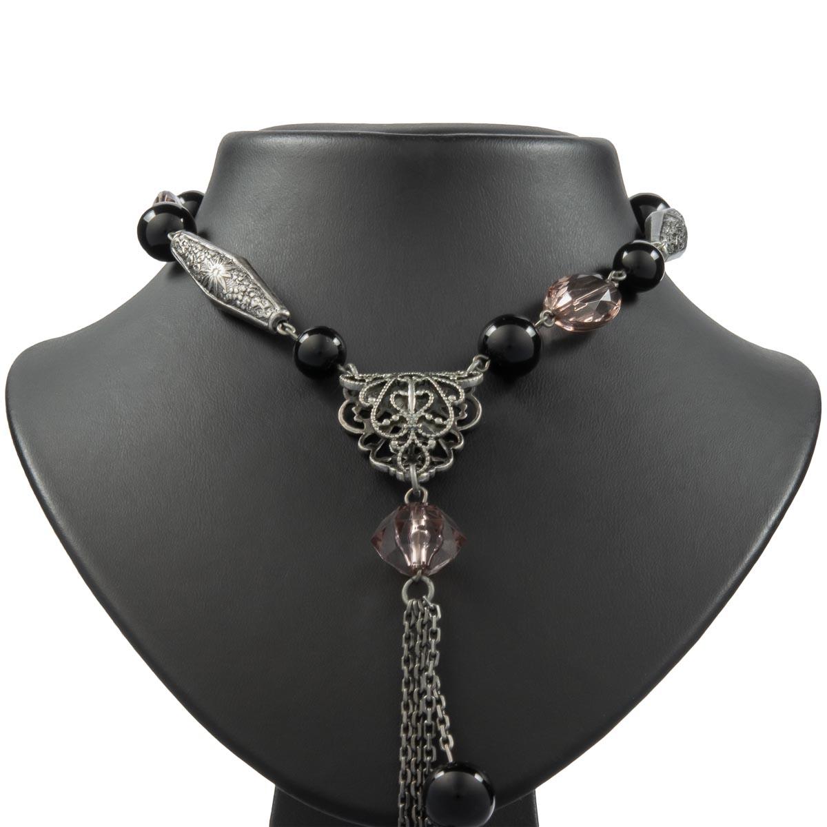 Damen Design Halskette RP006