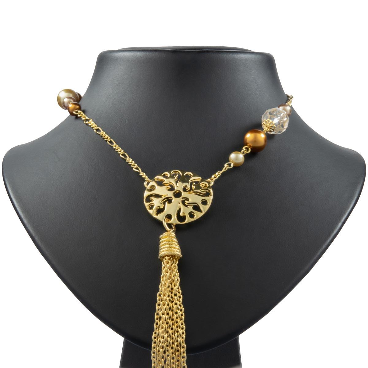 Damen Design Halskette RP010